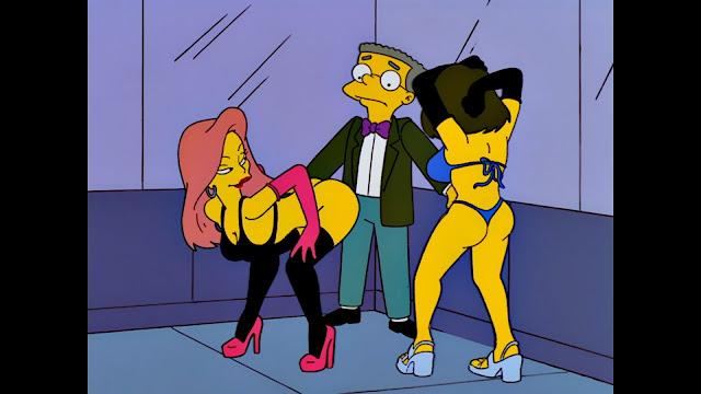 simpsons porno 10 beste sexleketøy
